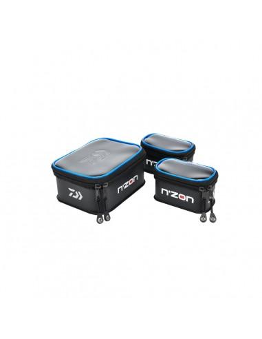 Petits bagages N'ZON Pack 3 trousses EVA