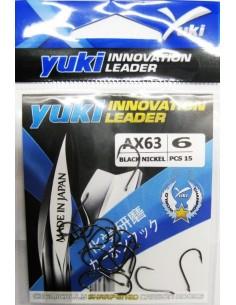 Hameçon AX63 Yuki